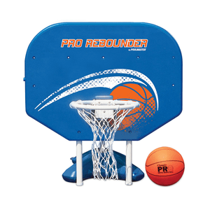 Poolmaster Pro Rebounder Poolside Basketball Fun Swimming Pool Game On Amazon