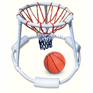Super Hoops Floating Basketball Swimming Pool Game By Swimline On Amazon
