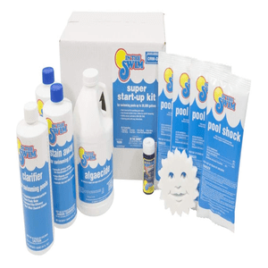 In The Swim Super Pool Opening Chemical Start Up Kit On Amazon