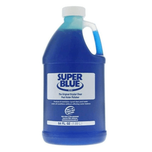 Super Blue Concentrated Pool Clarifier By Robarb, 1-Pack On Amazon