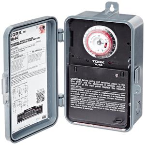 24-Hour Universal 40-Amp Electromechanical Pool Timer On Amazon