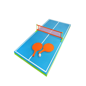 Floating Tennis Table Swimming Pool Game Toy With Easy Storage By Poolmaster On Amazon