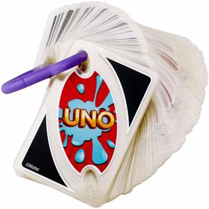 Waterproof UNO Splash Card Swimming Pool Game Set By Mattel On Amazon
