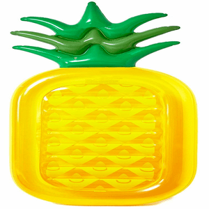 Original Giant Pineapple Inflatable Swimming Pool Float by Vickea On Amazon
