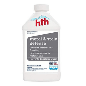 HTH Metal And Stain Defense Swimming Pool Clarifier, 1 qt On Amazon