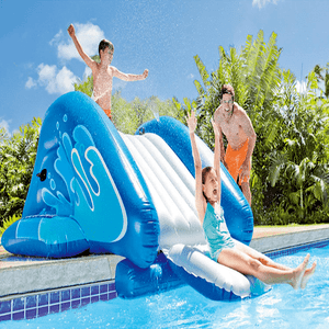 Intex Water Slide Inflatable Play Center Swimming Pool Game For Ages 6 And Up On Amazon