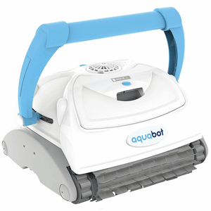 Aquabot Breeze IQ Wall-Climbing Automatic In-Ground Robotic Brush Pool Cleaner On Amazon