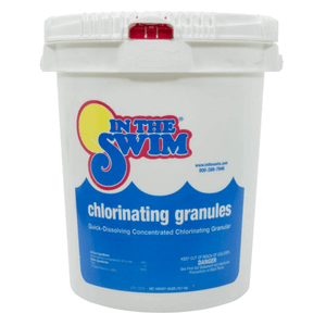 In The Swim Sodium Chlorine Granular Pool Shock 40-lbs On Amazon