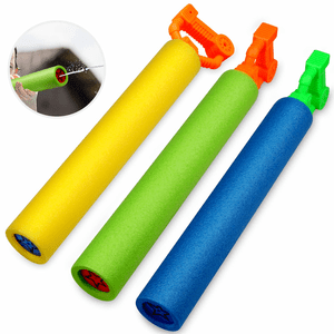 Super Soaker Foam Water Blaster Shooter 3 Pack Fun Swimming Pool Games On Amazon