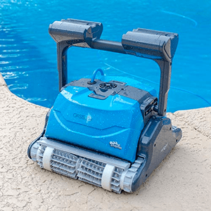 Dolphin Oasis Z5i Robotic Pool Cleaner With Bluetooth And Dual Motors On Amazon