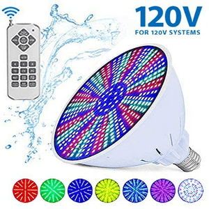 Life-Bulb Color LED Pool Light Bulb For In Ground Pools On Amazon